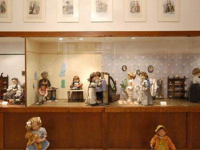Zichy Palace - Permanent Puppet Exhibition