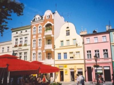 Zielona Góra's Old Market