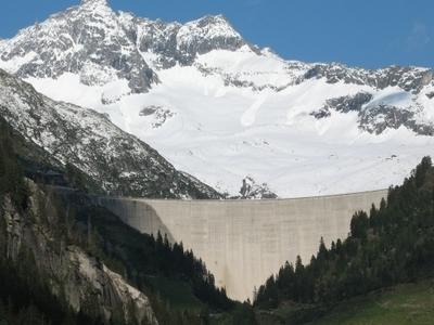 Zillergrndl Dam