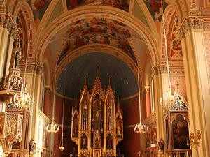 Zirl iglesia parroquial