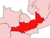 Location Of Central Province In Zambia