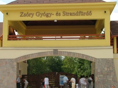 Zsóry Spa And Open-Air Swimming Pool - Hungary