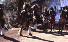 Zulu Dancers - South Africa