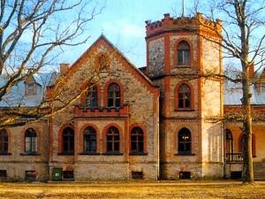 Zvartava Castelo