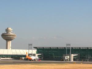 Yerevan Zvartnots Intl.. Aeropuerto