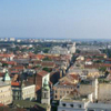 Zagreb Panorama From The Upper Town