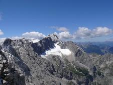 Zugspitze Jubilaeumsgrat Hoellental