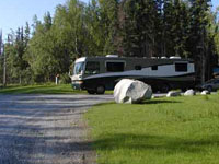 Real Alaskan Cabins & Rv Park