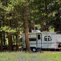 Inyo Big Meadow Campground