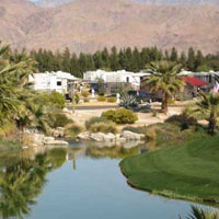 The Springs At Borrego Rv Resort And Golf Course