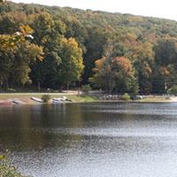 Odetah Campground