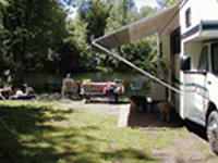 Silver Springs Campers Garden