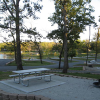 Campbell Point Campground