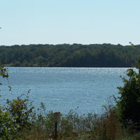 Cowan Lake State Park Campground