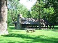 John Bryan State Park Campground