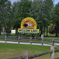 Willow Lake Campground