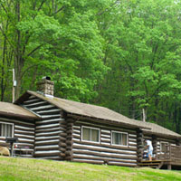 Cook Forest State Park Campground