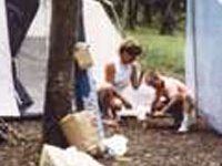 Greenwood Furnace Campground