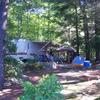 Bowdish Lake Camping Area