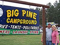 Big Pine Campground