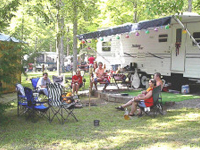 Arrow Creek Campground