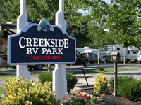 Creekside Rv Park Campground