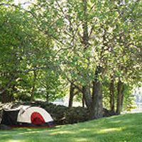 Bridgeport State Park Campground