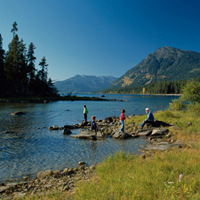 Lake Wenatchee State Park Campground
