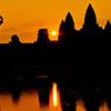 1hrs Sunrise At Angkok Wat By Car/Van/Coach