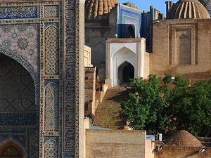 A Day trip to magnificent Samarkand Photos