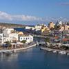 Agios Nikolaos Market and Kritsa