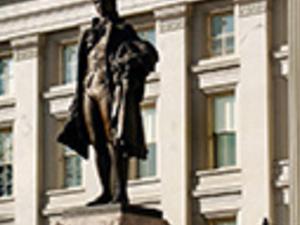 Alexander Hamilton Financial District Photos