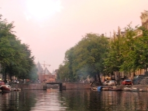 Amsterdam Canals Dinner Cruise Photos