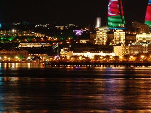 Baku City tour Photos