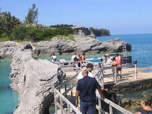 Bermuda Shore Excursion: Railway Trail Bike and Beach Tour Photos