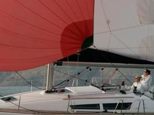 Brand new yachts charter on the Baltic sea in Klaipeda, Lithuania Photos