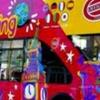 Brighton tourist bus