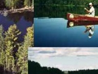 Canoe Camping Trip In The Canadian Wilderness (2 or 3 nights)
