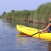 Canoeing on The Liwiec River