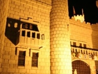 Castle San Miguel + Bus