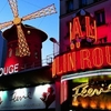 Christmas Time Dinner at Moulin Rouge Paris