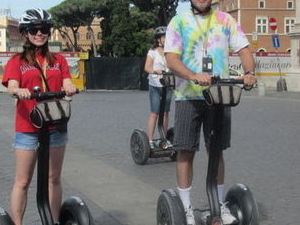 Civitavecchia Shore Excursion: Rome Segway Tour Photos
