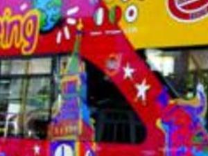 Colchester tourist bus Photos