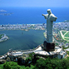 Corcovado With Outside View from Maracana Stadium & Sambodromo