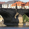 Cruise on the Vlatava river with coffee and cake