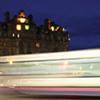 Day trip to Edinburgh.