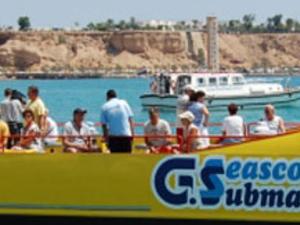 Day Trip to Semi Submarine from Sharm El Sheikh – Sea Trips Photos