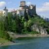 Dunajec River and Niedzica Castle
