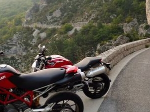 Guided Ducati Motorcycle Day Trip Photos