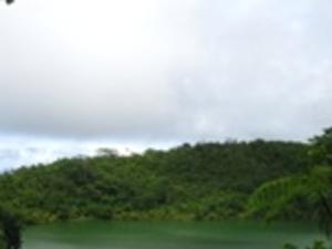 Hike to crater of Lake Lanotoo Photos